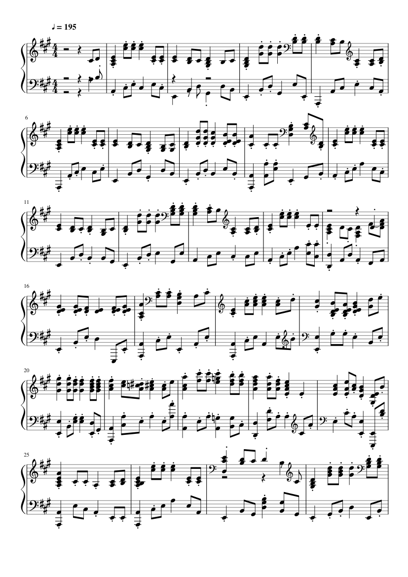 2 Polkas No. 2 slide, Image 1