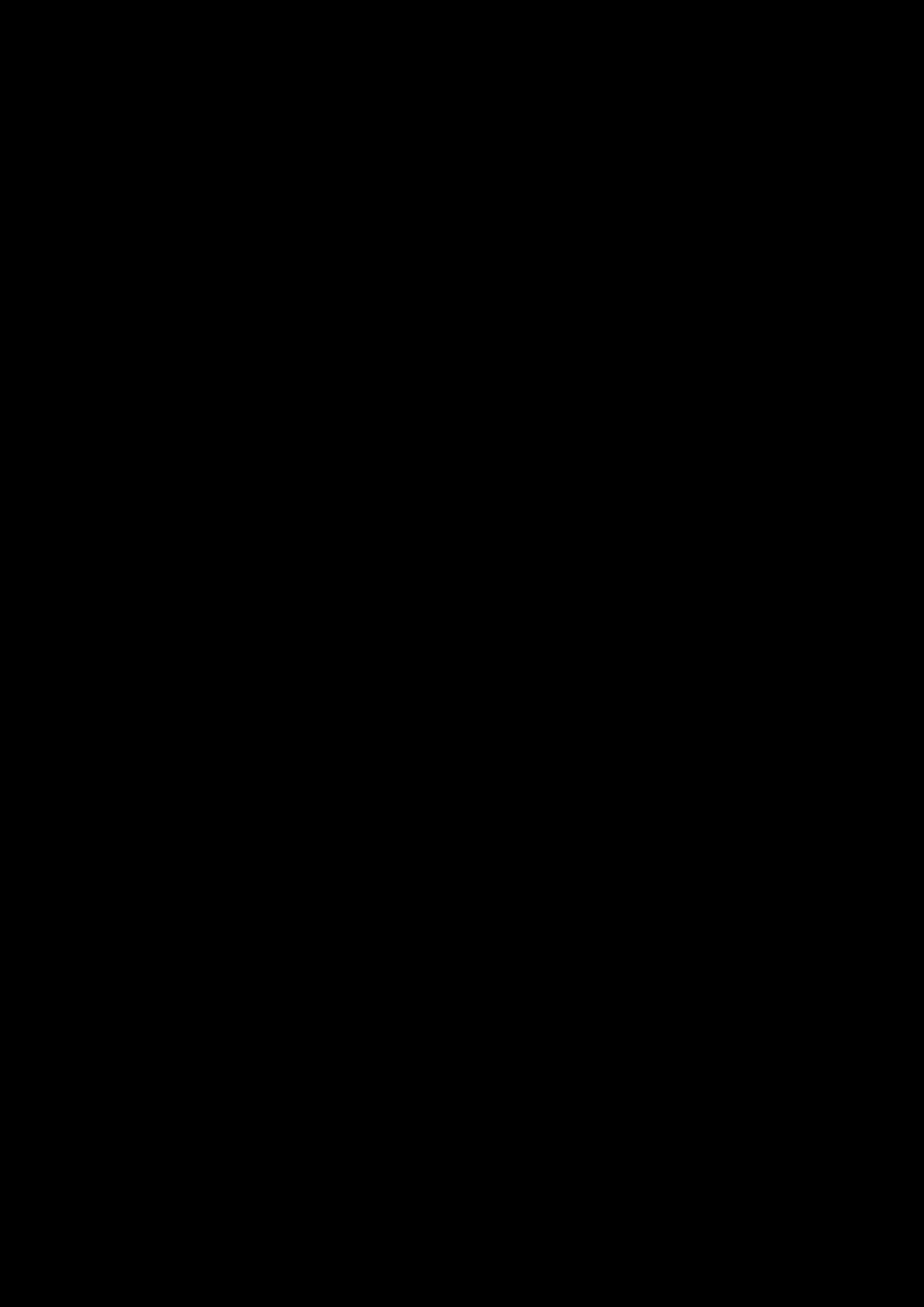 Toccata A-moll slide, Image 1