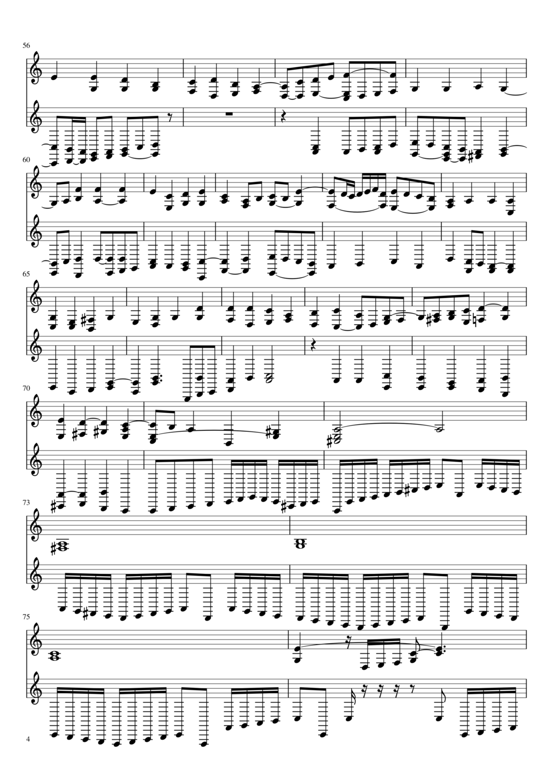 Toccata A-moll slide, Image 4