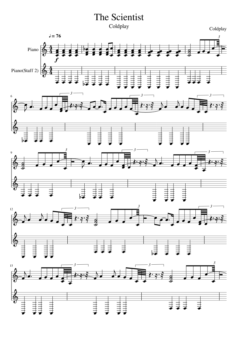 The Scientist slide, Image 1