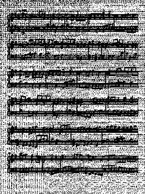 Click me to view sheet: Gavotte, BWV 816